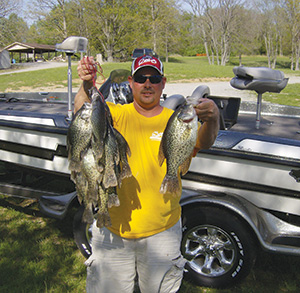 Lake shelbyville may be this year s crappie hotspot for Best fishing lakes in illinois