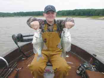 Bragging gallery outdoor guide magazine for Mark twain lake fishing report